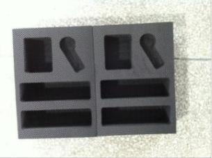 来样订制 线切割EVA泡绵 EVA一体成型 EVA异型加工成型 专业生产