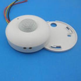 12米高灵敏度吸顶式感应开关220V 楼道 可调延时感光 LED灯节能灯