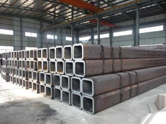 供应河北沧州Q345B方矩管现货