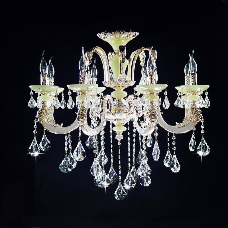 欧式水晶吊灯