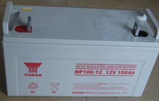 2015超长寿命汤浅NP100-12v免维护铅酸蓄电池