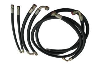 沈阳厂家专业供应_钢丝编织蒸汽胶管_输送高温、高压蒸汽或过热水,实现高温输送或热力传递