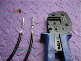 MC4光伏连接器压线钳