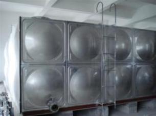 供应山东不锈钢水箱