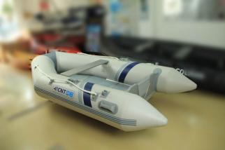 中艇CNT-V250 拉丝气垫底