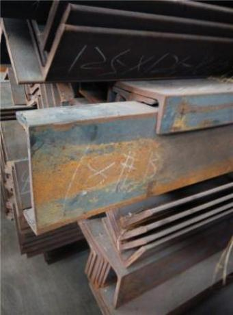 Q345D槽钢 上海现货 耐低温槽钢