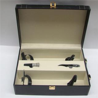 广州实木红酒盒