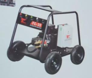 新款工业高压清洗机 400公斤 15KW 飞驰 FC-35 除船舶油漆 铸造去砂