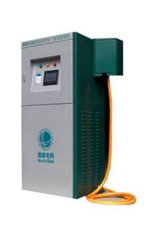 江苏省汽车接触充电方式 交直流一体化充电设备