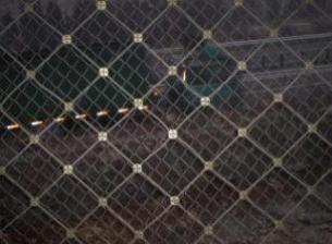 钢丝绳柔性防护网、钢丝绳网厂家