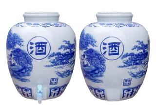 河北陶瓷酒瓶酒坛批发定制