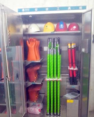 青岛电力专用防潮除湿型智能安全工具柜电力工人安全保障