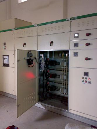 ZHDTK0.4-350/5-L7型低压无功补偿装置