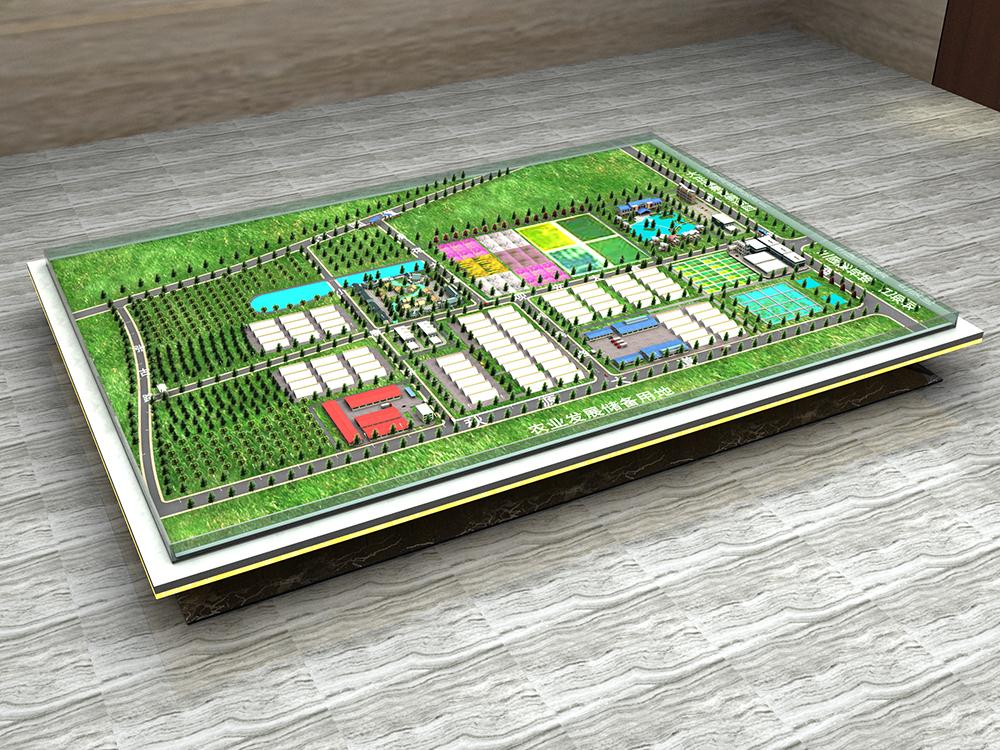 智慧农业沙盘模型系统方案 内容 沙盘上部署了摄像头、传感器等,并包含了各种模拟区域与设施。沙盘可拆卸、组装,制作轻便,具有防火、防变形等功能。 智能大棚 1 系统提供标准智能大棚,智能大棚模型遵循真实车辆比例所制作,大棚内嵌了各种蔬菜等大棚植物模型。农业沙盘,主要由农业温室大棚、电动卷帘、灌溉系统及传感器构成 2 智能网关控制器,是整套系统的核心,负责处理无线传感器节点发送过来的农作物生长环境传感器信息,并可控制无线传感器模块实施响应来调节农作物生长环境。   3 视频监控单元,由一路网络摄像头构成,可以