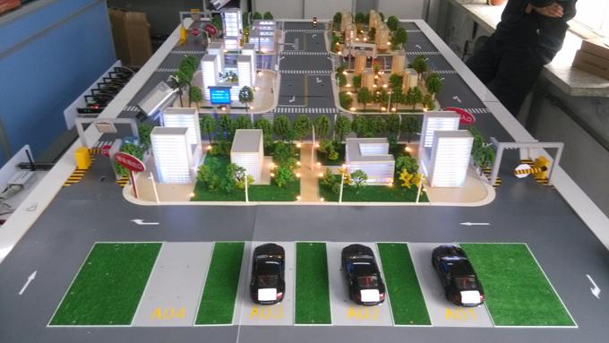 产品橱窗 商务服务 设计服务 其他设计 > 大尺模型设计和制作智慧交通
