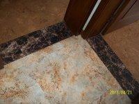 精品乐得仕软木瓷砖大理石地板环保美观舒适可定制