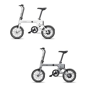云马MINI可折叠智能电单车