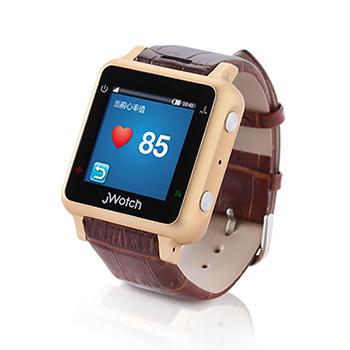为中老年人定制的jWotch云监护智能手表