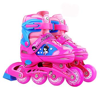 小状元儿童炫酷高端轮滑鞋