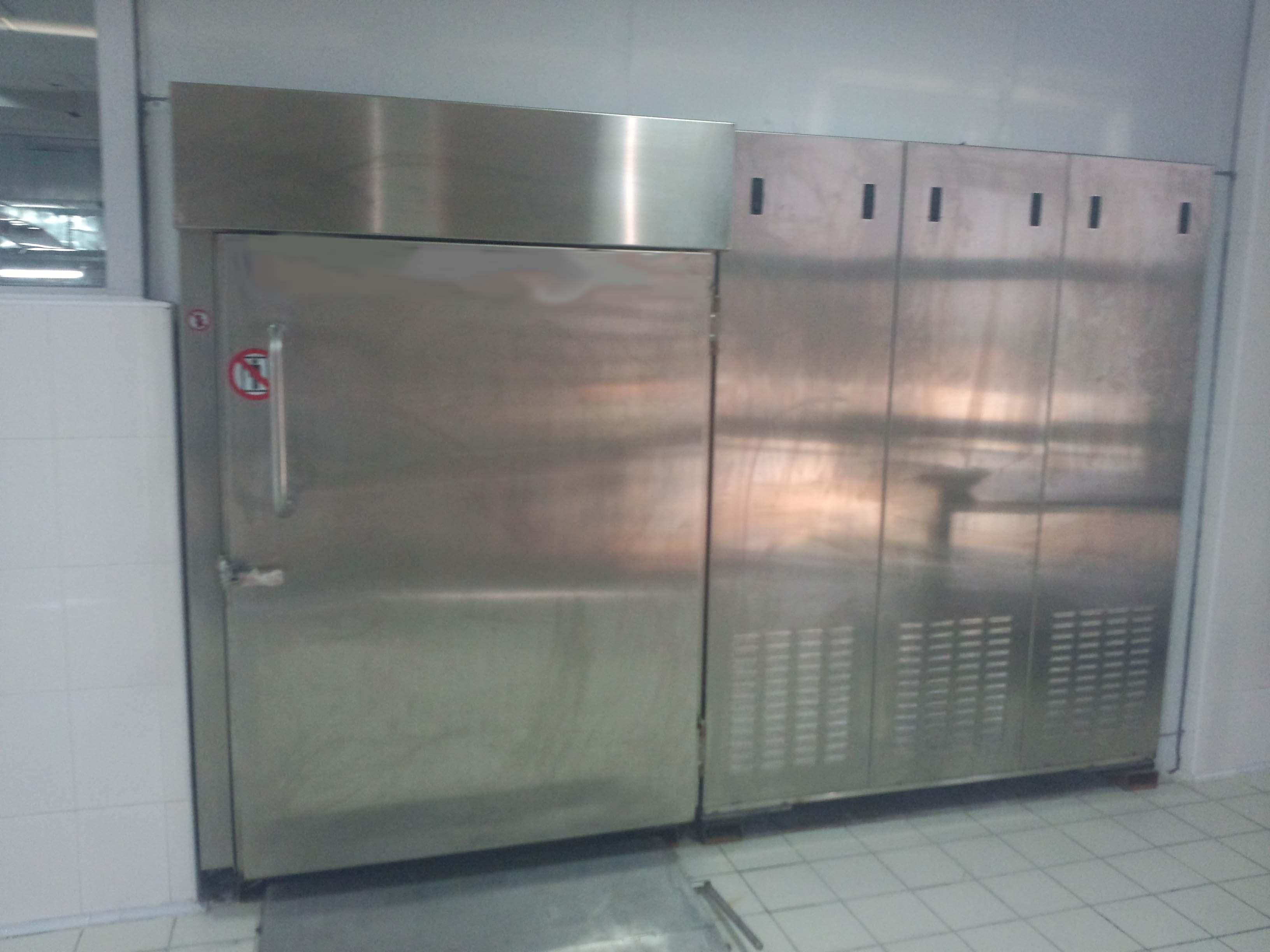 配餐中心食品真空快速冷却机图片3