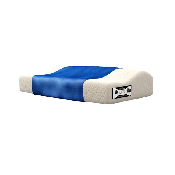 不打呼噜睡好觉-智能止鼾枕 SINKY 静极智能止鼾枕