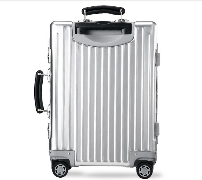 制造标杆 全镁铝合金旅行箱