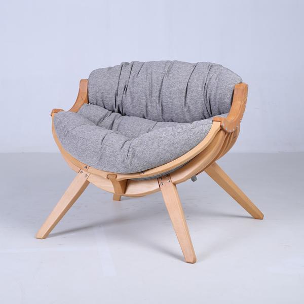 一件颠覆传统的休闲沙发