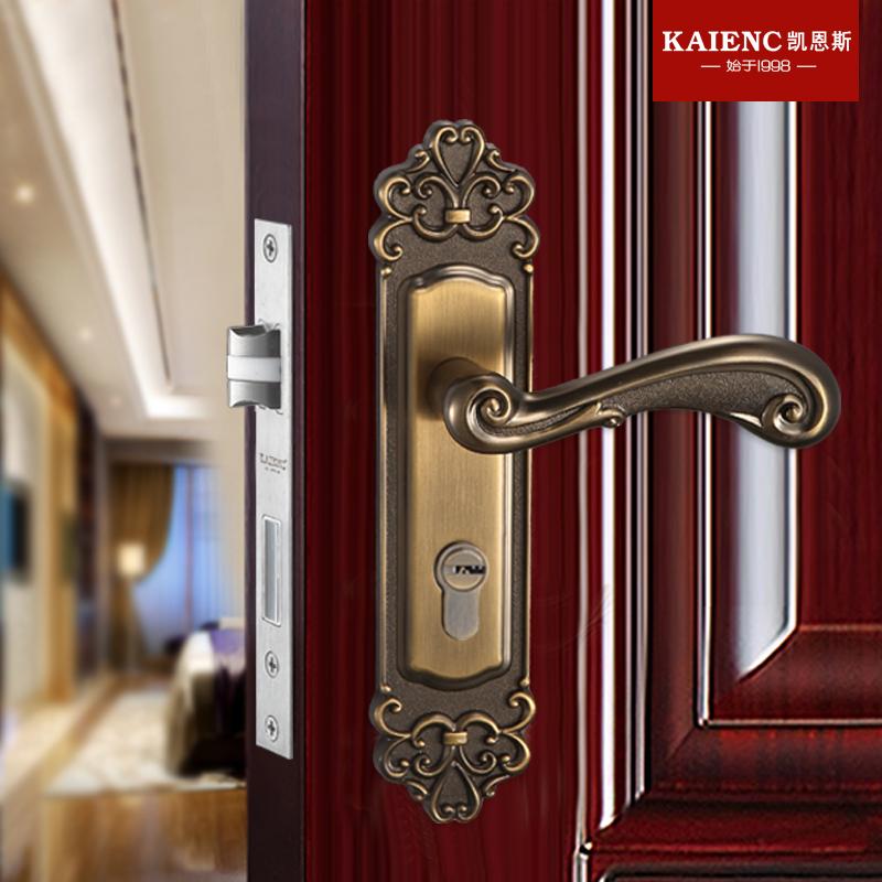 广东凯恩斯锁具 机械门锁 静音房门锁供应商图片2