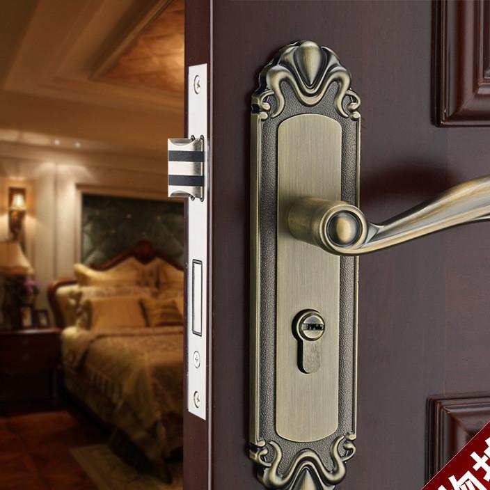 广东凯恩斯锁具 机械门锁 静音房门锁供应商图片3