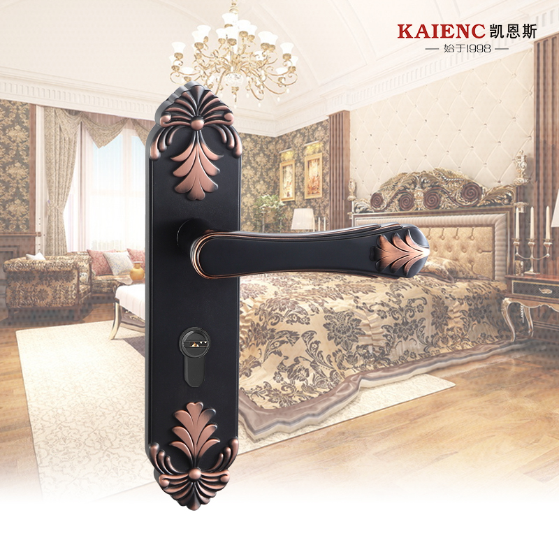 广东凯恩斯锁具 机械门锁 静音房门锁供应商图片4