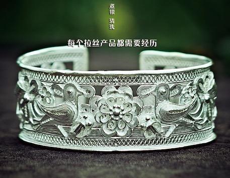 凤凰古城银饰品有哪些 凤凰古城银饰品推荐图片1