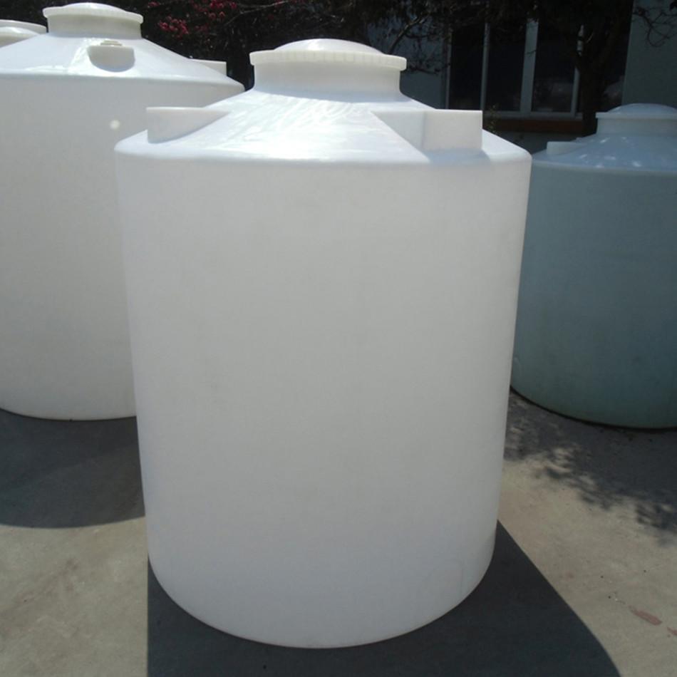 塑料水塔pe牛筋储水罐大型工程水箱储油污水化工1.5立方蓄水桶图片1