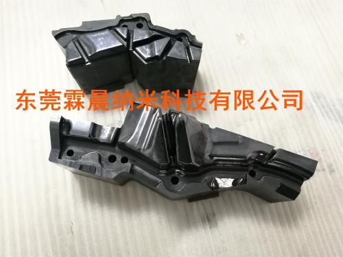 东莞长安汽车紧固件表面镀钛机械零件表面发黑处理