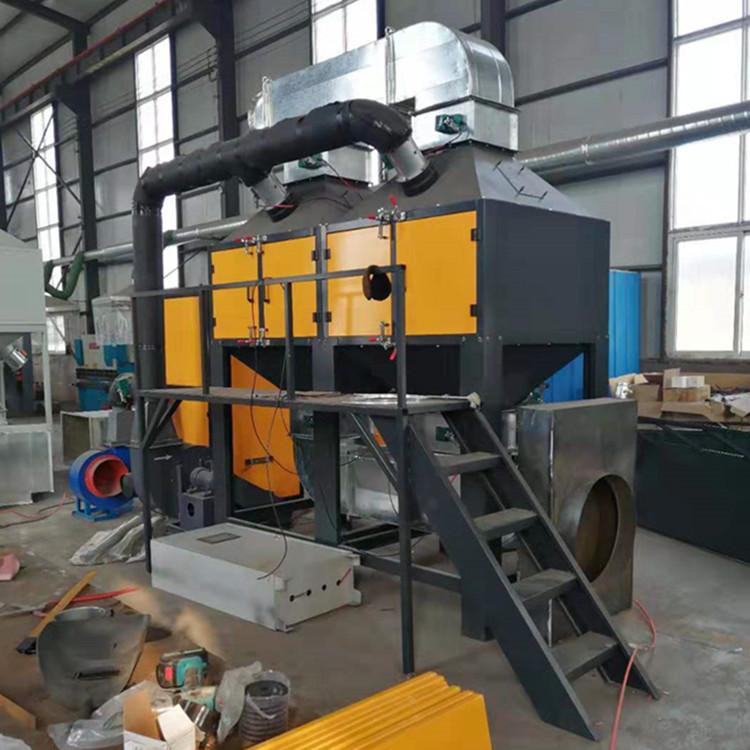催化燃烧环保设备RCO/RTO沸石转轮VOCs工业有机废气处理热能回用