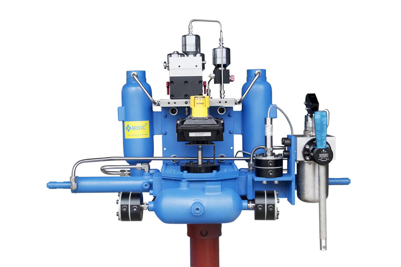 产品橱窗 机械及行业设备 阀门 气动阀 > 迈可森气液联动执行器