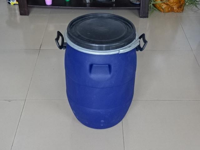 供应50公斤圆形开口塑料桶