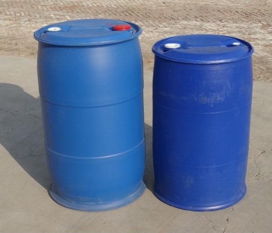 塑料桶 > 供应200公斤蓝色大口塑料桶