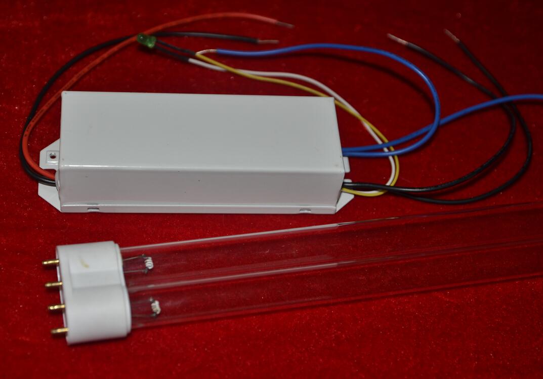 产品说明 杀菌灯专用电子镇流器是由广东昌胜照明科技有限公司生产,专门紫外线杀菌灯设备配套的适配器。可以根据客户要求调整和开发,我们也提供OEM和ODM服务。  1、我们提供杀菌灯电子镇流器给: (1)杀菌灯生产厂家 (2)杀菌消毒设备配套厂家 (3)OEM (4)ODM 2、交期短 在接到订单后5-15天完成出货。 3、产品参数 部分参数可根据你的要求进行调整。 4、最小起订量 2000只以上 5、包装 纸箱包装。如有特殊需要,可提供单独纸盒包装。