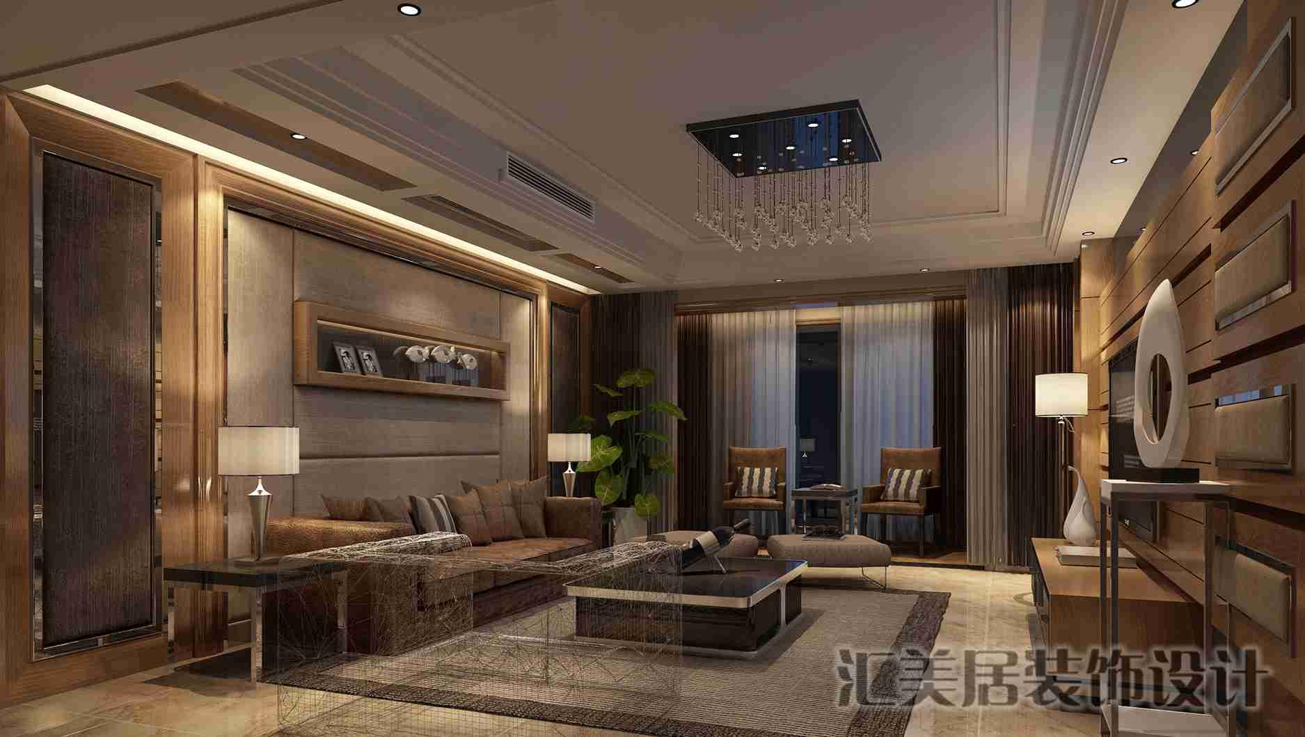 深圳別墅裝修裝飾設計效果圖