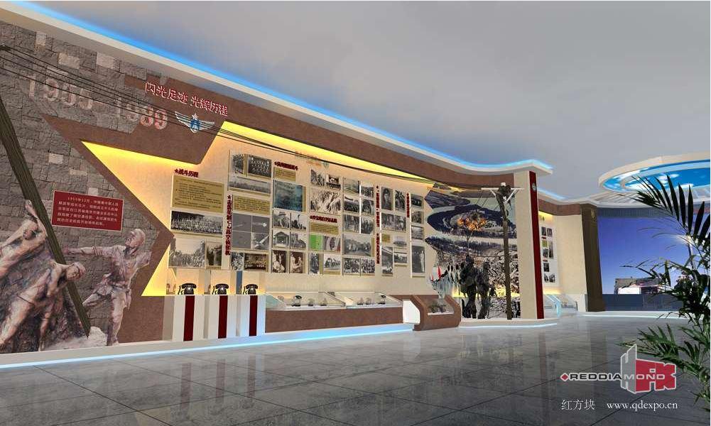 产品橱窗 商务服务 展览服务 展览设计制作 > 海洋局文化建设创意设计