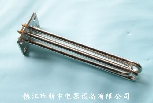 9kw三相电热管接线图