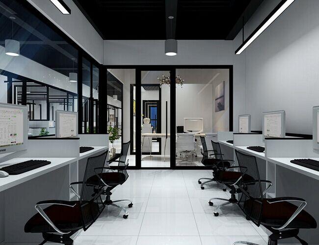 专业的办公室装修人员,设计师,技术工人,为您打造完美的办公空间,我们