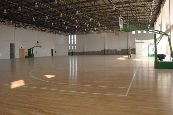 优尚体育室内篮球馆木地板