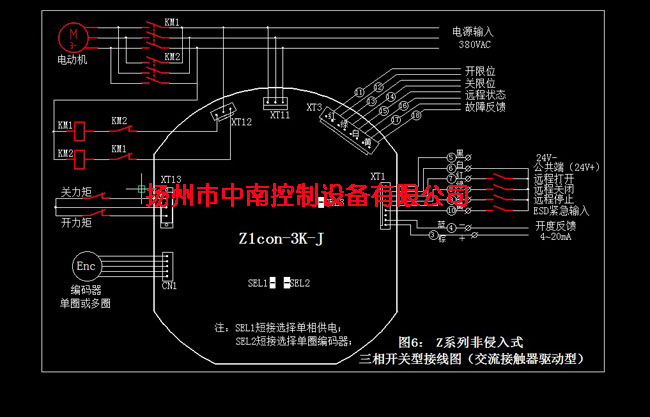 DZZT45智能调节电装行程设定 1、在现场键盘锁定状态下,同时按住开阀和关阀键三秒后,进行自动解锁,进入开锁现场操作状态,此时,LCD液晶显示屏上的锁住标志会消失,标明开锁成功。按住参数设置键三秒后进入行程/参数设定,此时LCD液晶面板上的行程闪烁,设置灯常亮,按设置键进入行程设定状态。 2、开阀行程设定 根据阀位不同,手动或电动操作,使阀门到全关位置,再按参数设定键,确定全关位置后,系统自动进入全开行程状态设定,此时表明系统以记住全关位置,全关位置调整完毕。待系统下次运行时,阀门运行