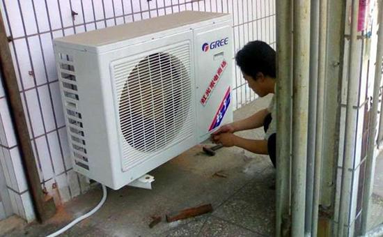 淮南空调移机  专业空调移机