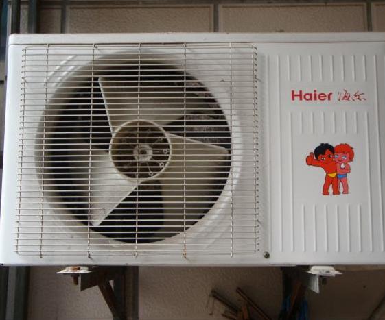 兰州海尔空调不能开机的原因