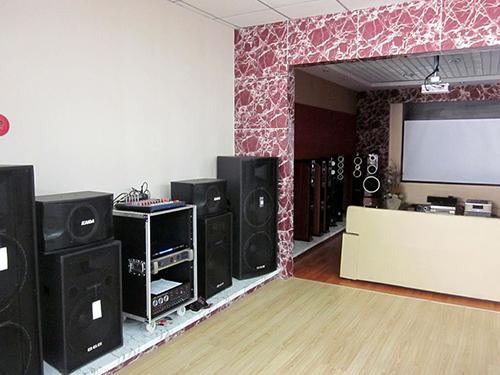 鼓楼区舞台音响广播系统