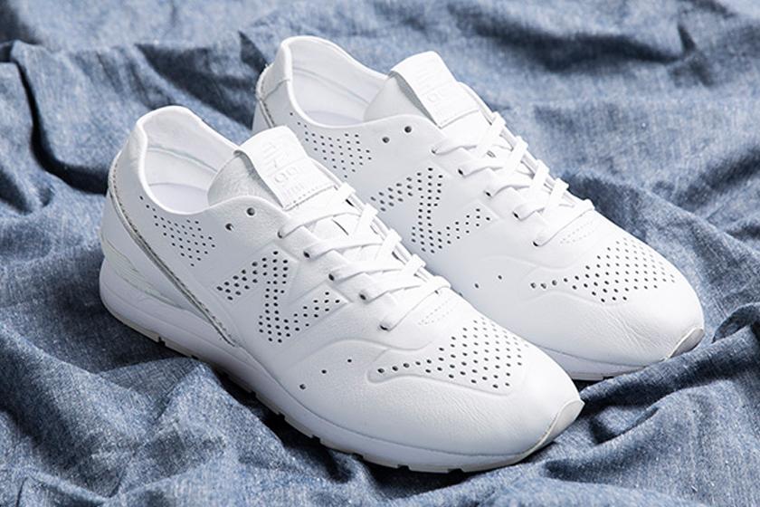 New Balance 也推出全新白球鞋﹣ 「Triple White 」登場!