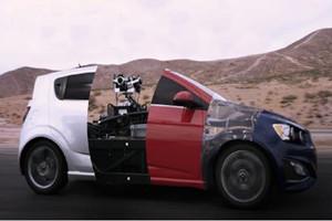 太逼真!变形车新品Blackbird可模拟任何车型
