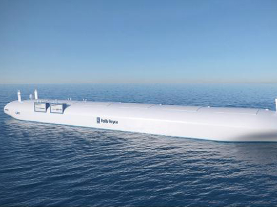 操作简化!劳斯莱斯将在14年后研制出自动驾驶货船